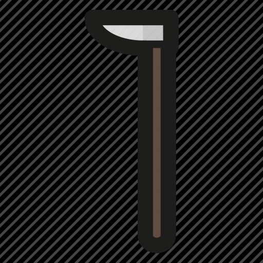 axe, game, war, weapon icon