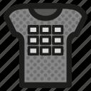 armor, chain armor, game, hauberk, rpg icon