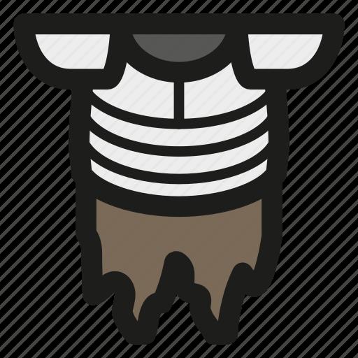 armor, armour, game, rpg icon