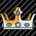 crown, king, emperor, prince, royal