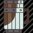 mug, drink, beer, ale, beverage
