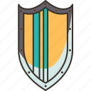 shield, protection, armor, battle, knight