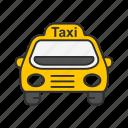 cab, professional drive, taxi, transportation