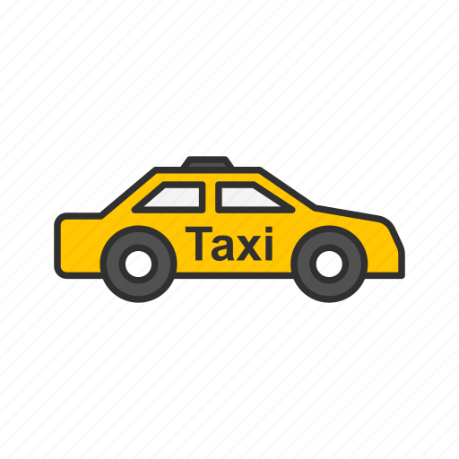 cab, professional drive, taxi, transportation icon