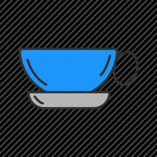 coffee mug, cup, mug, tea cup icon