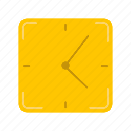 clock, timer, wall clock, watch icon