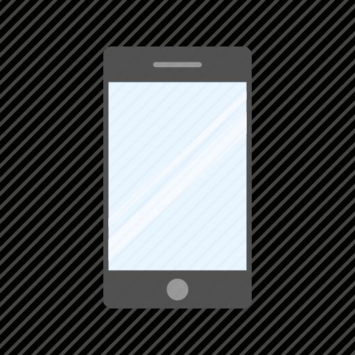 iphone, mobile, phone, phone alarm icon