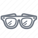 cloth, eyeglass, eyeglasses, fashion, sunglass, sunglasses icon