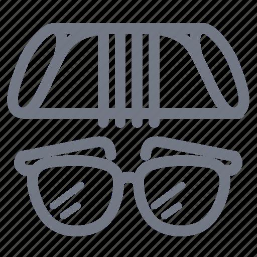 cloth, eyeglass, eyeglasses, fashion, glass, sunglass, sunglasses icon