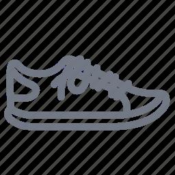cloth, fashion, leather shoe, sneaker icon