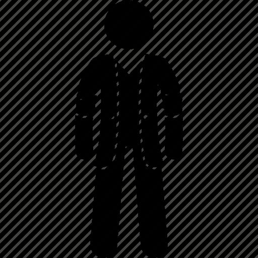 Blazer, casual, jacket, men, smart, suit icon - Download on Iconfinder