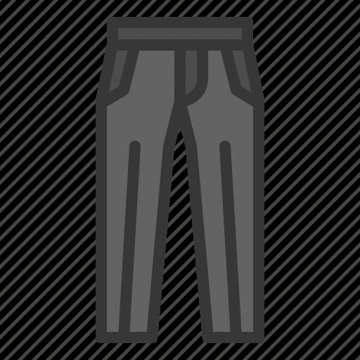 clothes, fashion, male, trouser icon