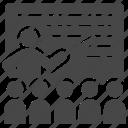 class, education, school, teach, teacher, teaching, training icon