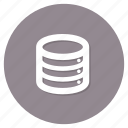 database, hosting, storage icon