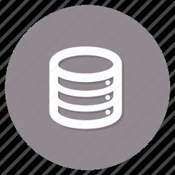 database, hosting, storage icon