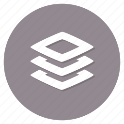 copy, layer, layers icon