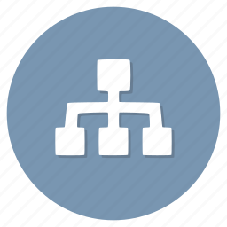 map, navigation, site, sitemap icon