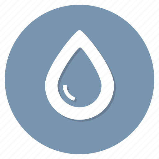 drop, ocean, water icon