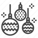 ball, christmas, element, merry, xmas icon