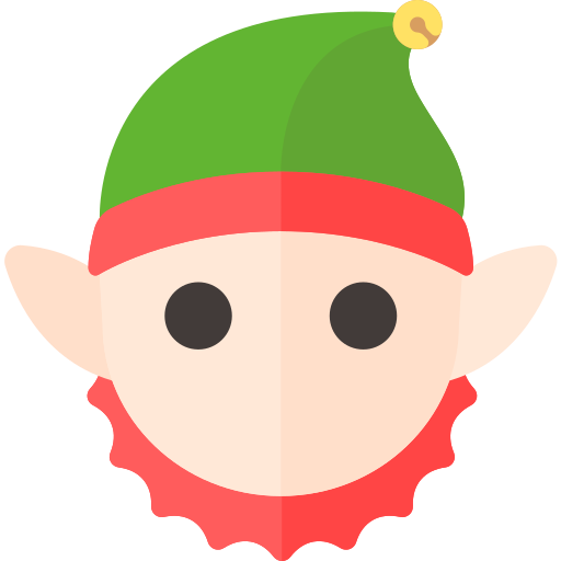 Christmas, elf, holiday, xmas icon - Free download