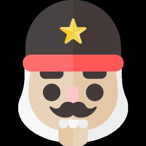 christmas, holiday, nutcracker, soldier, xmas icon