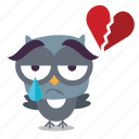 bird, heartbroken, twiiter icon