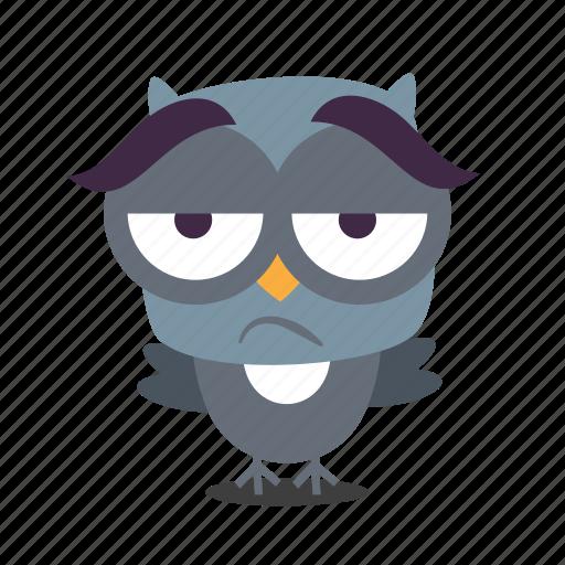 bird, bored, tired, twitter icon