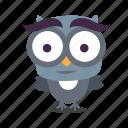 bird, content, twitter icon