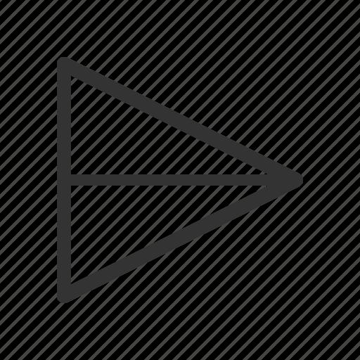 mail, message, send, sent icon