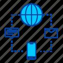 online, messages, internet, communication