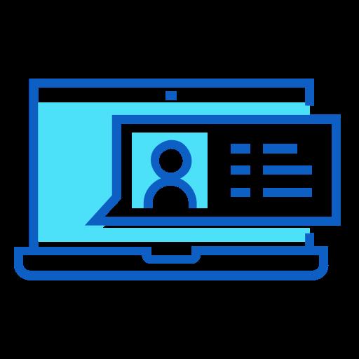 macbook, profile icon