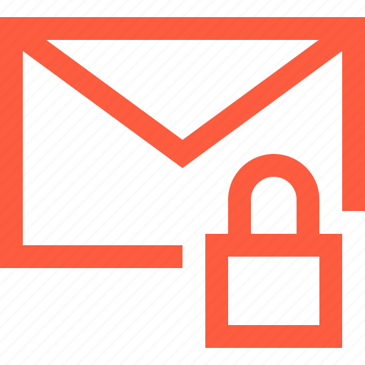 letter, lock, locked, message, pass, password, secret, secured icon