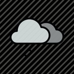 meteo, snow, snowy icon