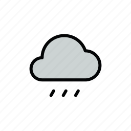 meteo, rain, rainy icon