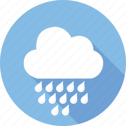 cloud, hymidity, rain, strom, temperature, water, weather icon