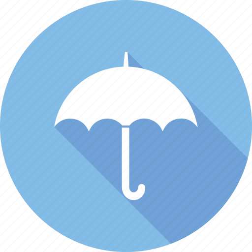 climate, cloud, rain, snow, temperature, umbrella, weather icon