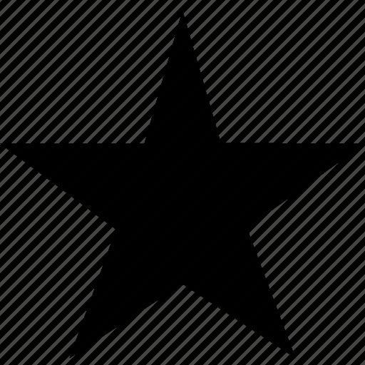 bookmark, favorite, favorites, favourites, hit, rating, star icon