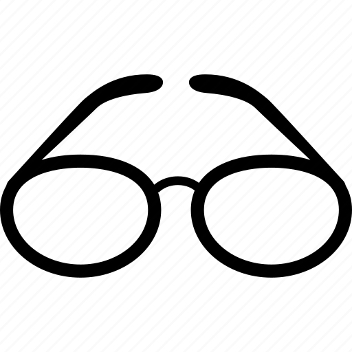 eye, find, glass, glasses, magnifying glass, optics, search, spectacles, view, zoom icon