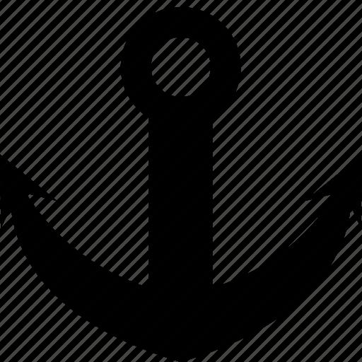 anchor, marina, marine, nautical, navy, ocean, port, sea, seaport, ship, water icon
