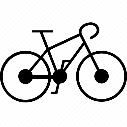 bicycle, bike, cycle, drive, driving, exercise, ride, sport, wheels icon
