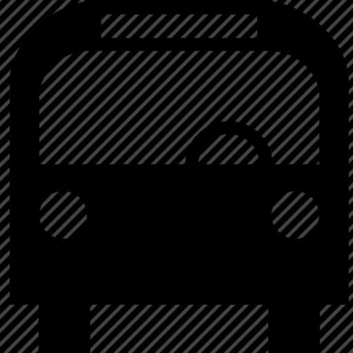 autobus, bus, car, charabanc, passenger, public, tour, traffic, transport, transportation, travel, vehicle icon