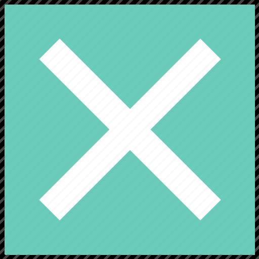 cancel, exit, metro, style icon