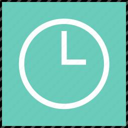 clocks, metro, style, time icon