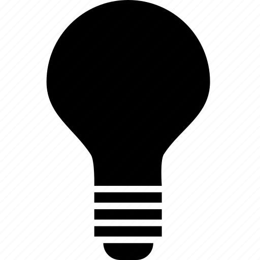 bulb, electric, electricity, energy, fire, idea, lamp, light, lightning, on, power, power on icon