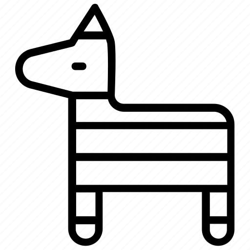 animal, equestrian horse, horse, mare, mexican horse icon