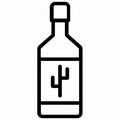 alcohol, alcoholic drink, beverage, tequila, wine icon
