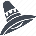 mexico, hat, headdress, sombrero