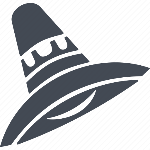 hat, headdress, mexico, sombrero icon