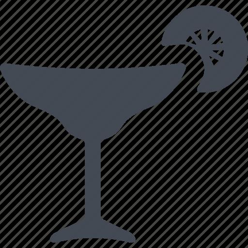 cocktail, glass, lemon, mexico, wineglass icon