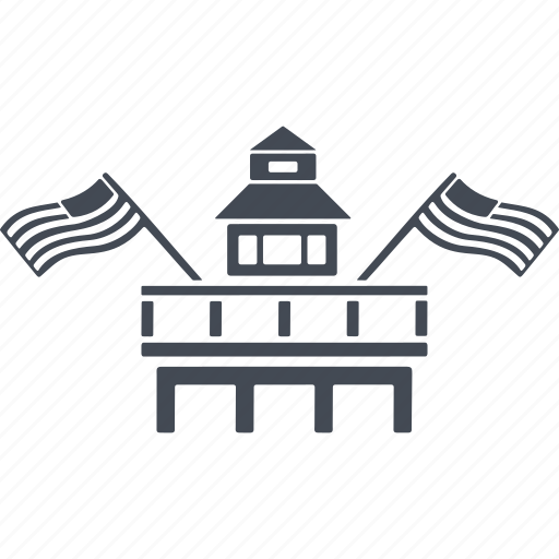 business, miami, resort, resort area icon